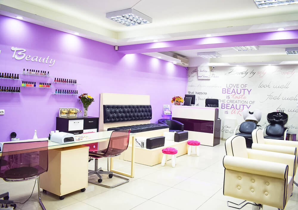 Aly Beauty Salon Coafor Cosmetica Unghii False Masaj Relaxare Calea