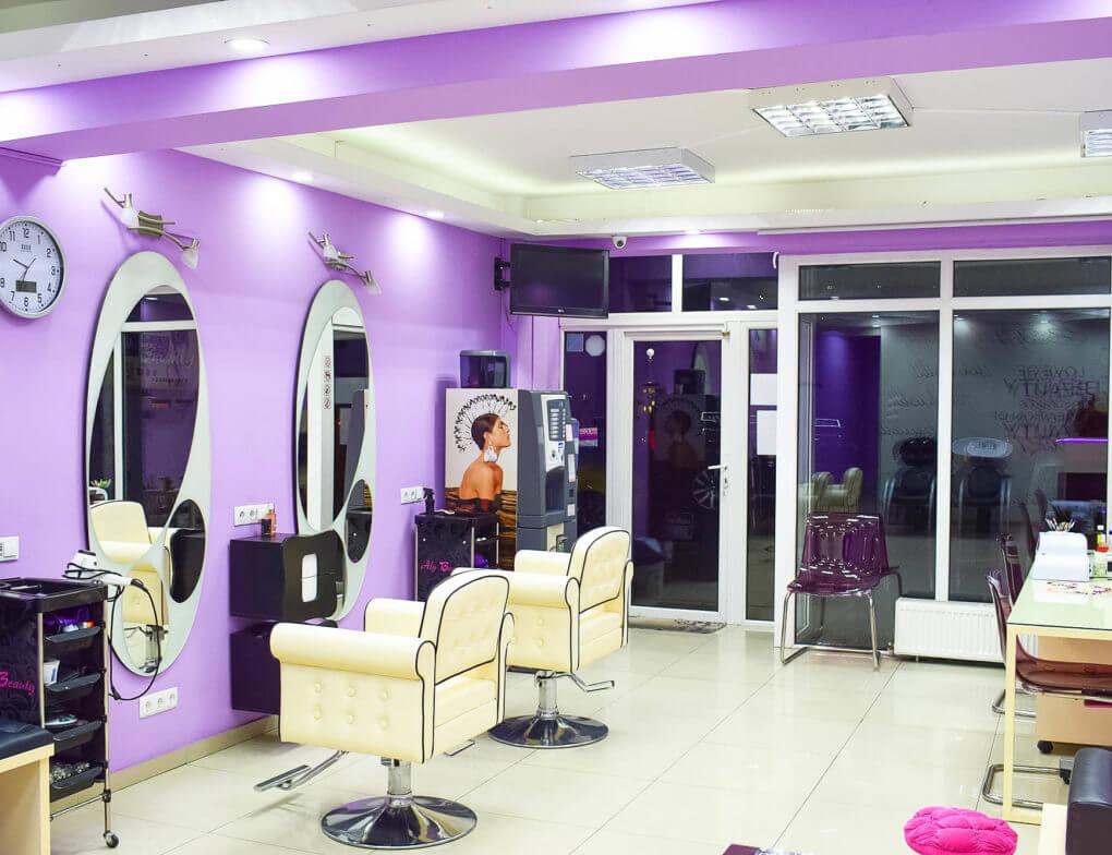 Aly beauty salon salon infrumusetare salon coafura salon manichiura salon cosmetica - Salon de l emploi luxembourg ...
