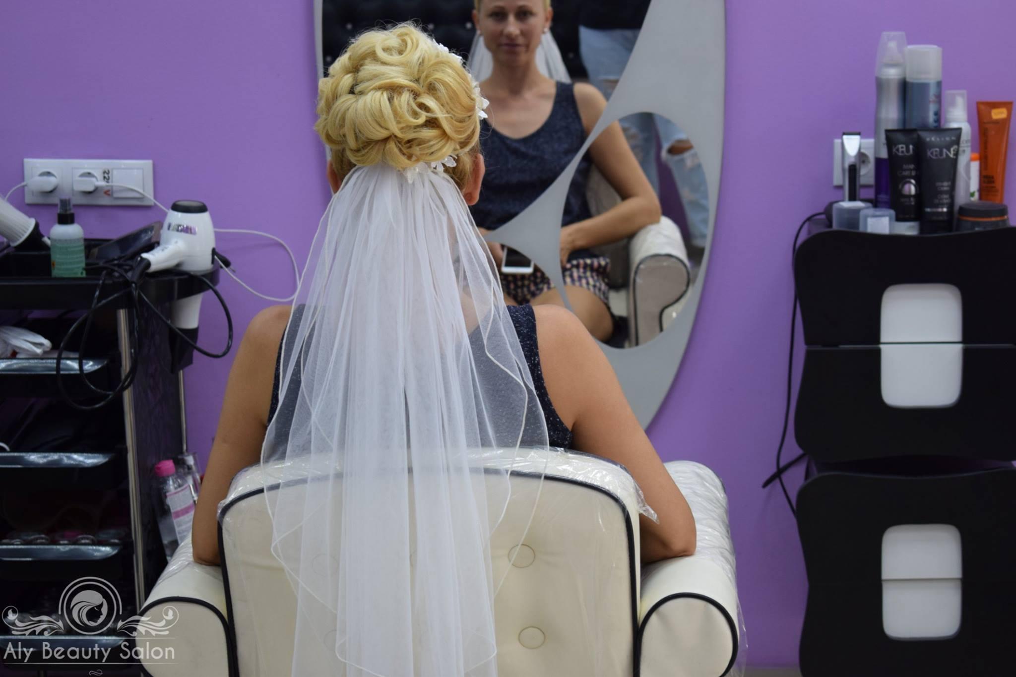 Alina Hairstylist Aly Beauty Salon Calea Vitan Sector 3 Bucuresti